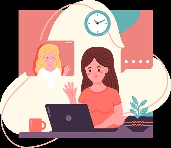 Efficient client Interaction